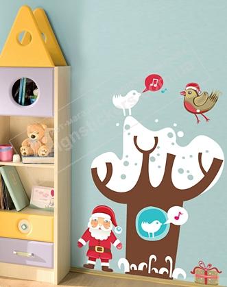 украсить дом к новому году, украсить комнату к новому году, украсить квартиру к новому году