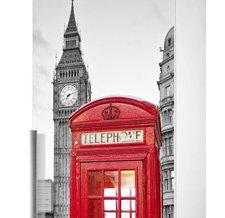 Наклейка виниловая Лондон фото