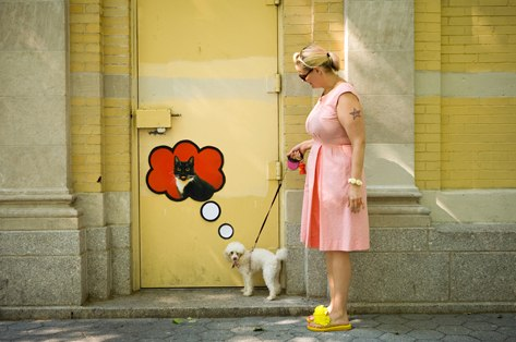 прикольные наклейки, прикольнаая наклейка на дверь, наклейка кот