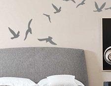 Летящие птички