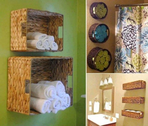 фото декор ванной комнаты