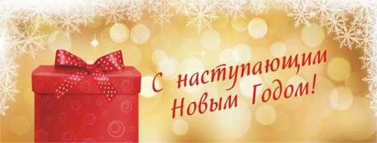 акция, подарок, новый год