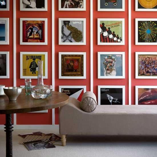 декор стен, декор стен своими руками, декорирование стены, оформление стены,