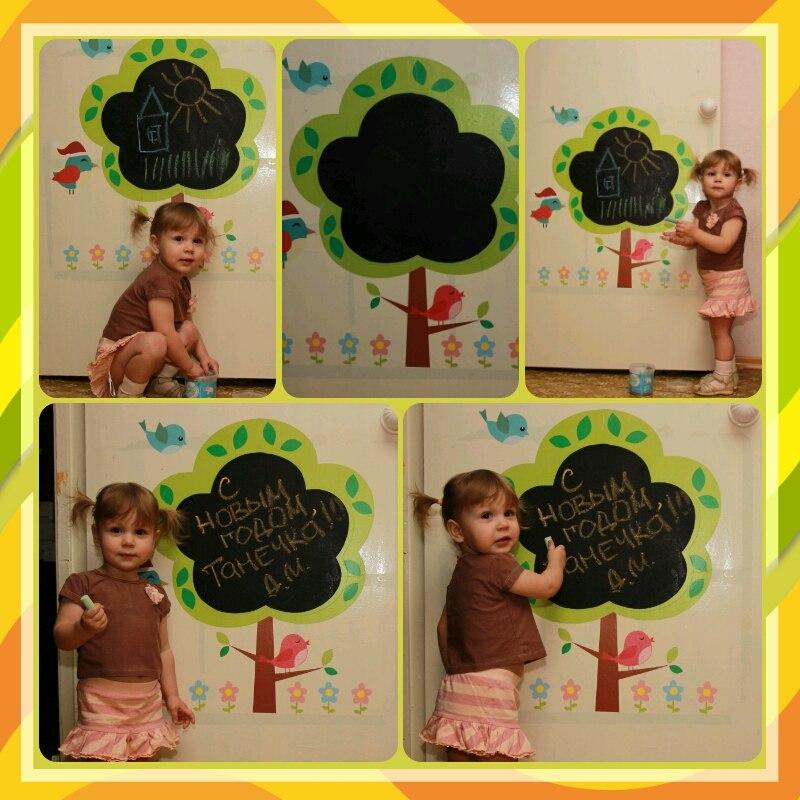 доска для рисования детская фото, доска для рисования мелом фото, грифельная доска фото, доска наклейка для рисования мелом фото, дерево для рисования фото