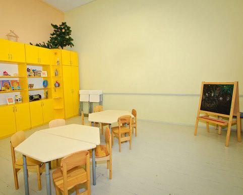 фото детский сад стена до наклеек