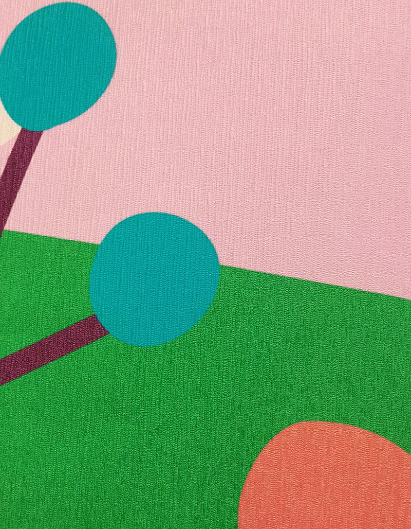 фото текстура лен фотообои в детскую, фотообои цветы фото
