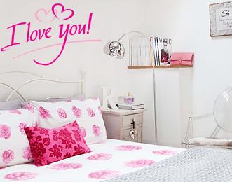 валентинка, подарок на 14 февраля, наклейка влюбленная собака, подарок девушке, подарок парню, подарок жене, подарок мужу, день святого валентина, купить подарок на день святого валентина