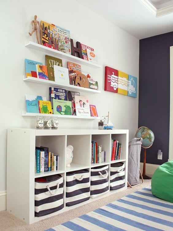 фото декора детской комнаты