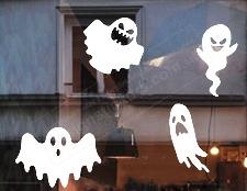 декор к хэллоуину фото