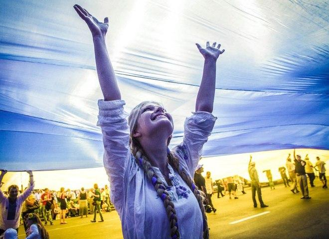 День Независимости Украины фото