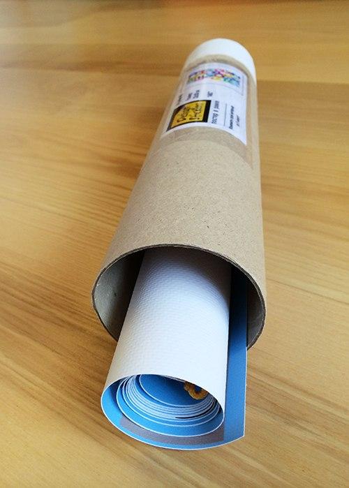 фотография упаковка ростомеров на планке и декоративных наклеек